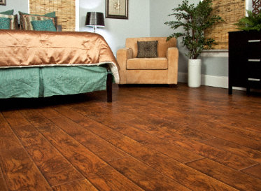 Photo: Burnet Road Russet Laminate by Dream Home