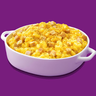 Cheesy Macaroni Bake.