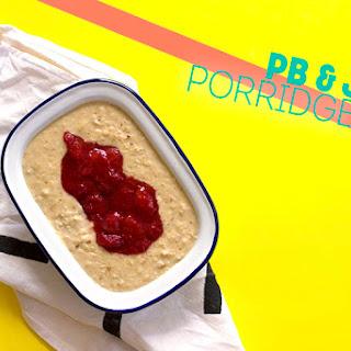 PB & J Porridge