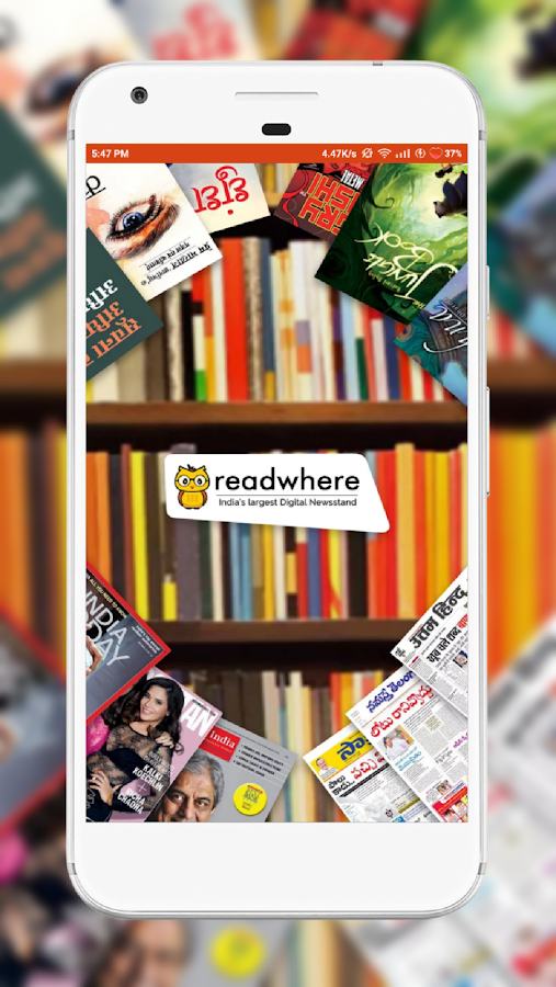 Readwhere - News & Magazines- screenshot