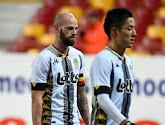 Pro League: le Sporting de Charleroi surpris par la Gantoise