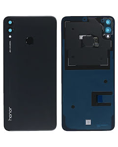 Honor 8X Back Cover Black