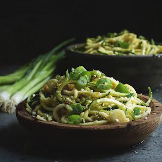 Low-Carb Asian Noodles.