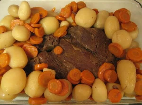 Crock Pot Roast Recipe