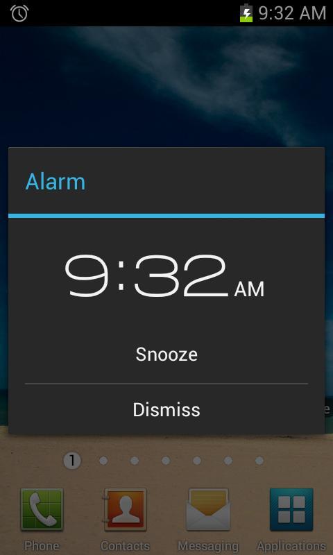 Скриншот Clock ICS