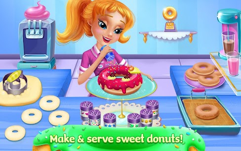 My Sweet Bakery 🍩 – Donut Shop 2