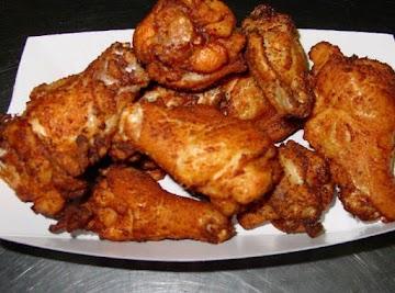 Jodie's Hot Wings Recipe