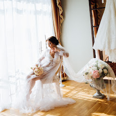 Wedding photographer Olga Cekhovaya (ponfi). Photo of 16.02.2018
