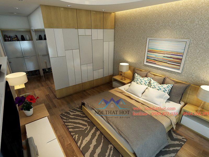 thiết kế phòng ngủ thiết kế chung cư