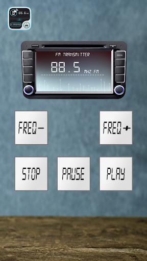 FM Transmitter for Car 1.0 screenshots 5