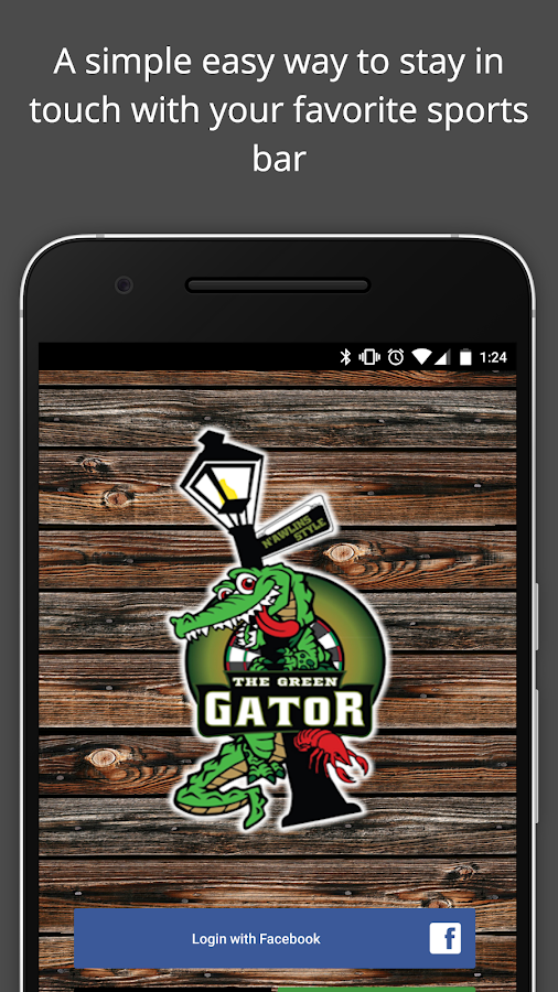 The Green Gator- screenshot