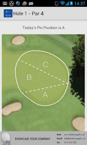 android Torwoodlee Golf Club Screenshot 3