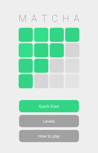 Matcha - Puzzle game