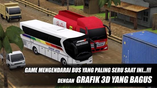 Telolet Bus Driving 3D- gambar mini tangkapan layar