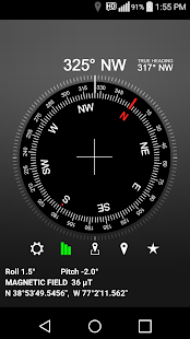 LED Compass- screenshot thumbnail