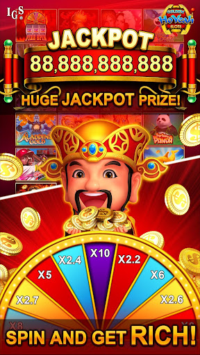 Golden HoYeah Slots - Real Casino Slots screenshot 4