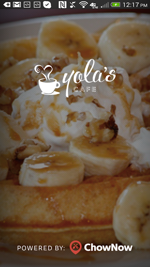 Yola's Cafe To Go- screenshot