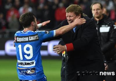 """""""Hein Vanhaezebrouck est un super coach, mais il est parfois fatigant"""""""