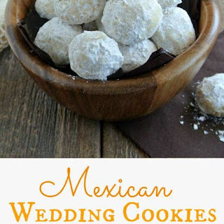 Mexican Wedding Cookie Balls