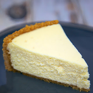 The Best Homemade Cheesecake.