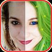 لصق صورتين - تظبيط الصور game APK