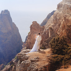 Wedding photographer Tatyana Tatarin (OZZZI). Photo of 17.11.2016