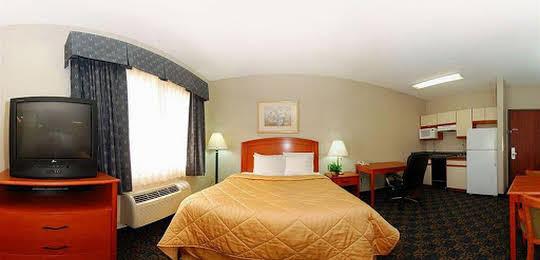 Quality Inn & Suites Baylor Stadium North