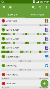Advanced Download Manager Pro Apk ADM 11.8.1 (Premium) 1