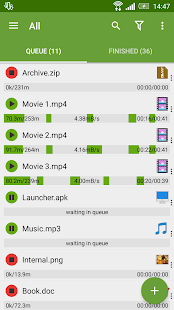 Advanced Download Manager Capture d'écran