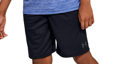 Under Armour Boys Athletic Shorts Only $12 on Amazon (Regularly $20)