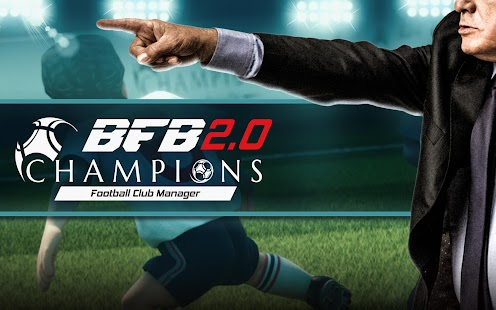 BFB Champions 2.0 ~Football Club Manager~ - náhled