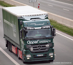 Photo: OPPEL ANSBACH MP3          ---> www.truck-pics.eu