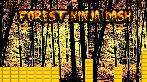 Forest Ninja Dash