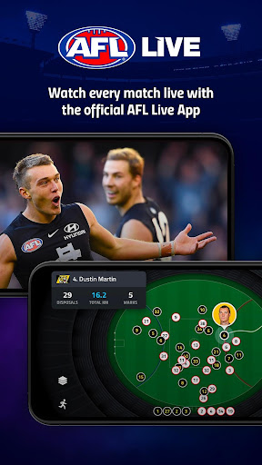 AFL Live Official App androidiapk screenshots 1