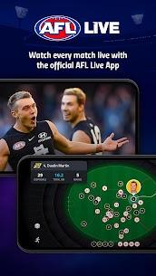 AFL Live Official App 1