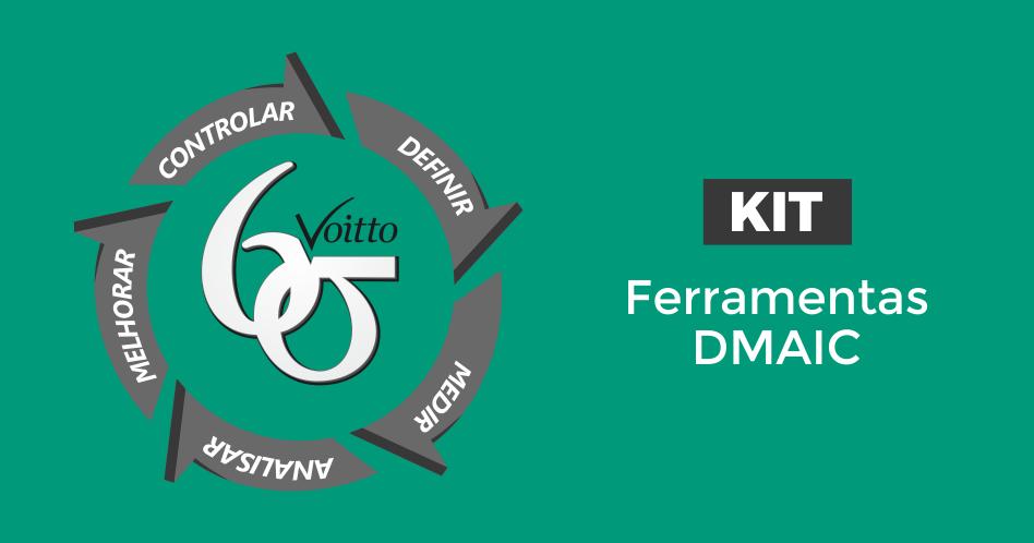 kit de ferramentas DMAIC
