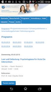 Schmerz- und Palliativtag 2016 screenshot 1