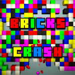 Bricks Crash Icon