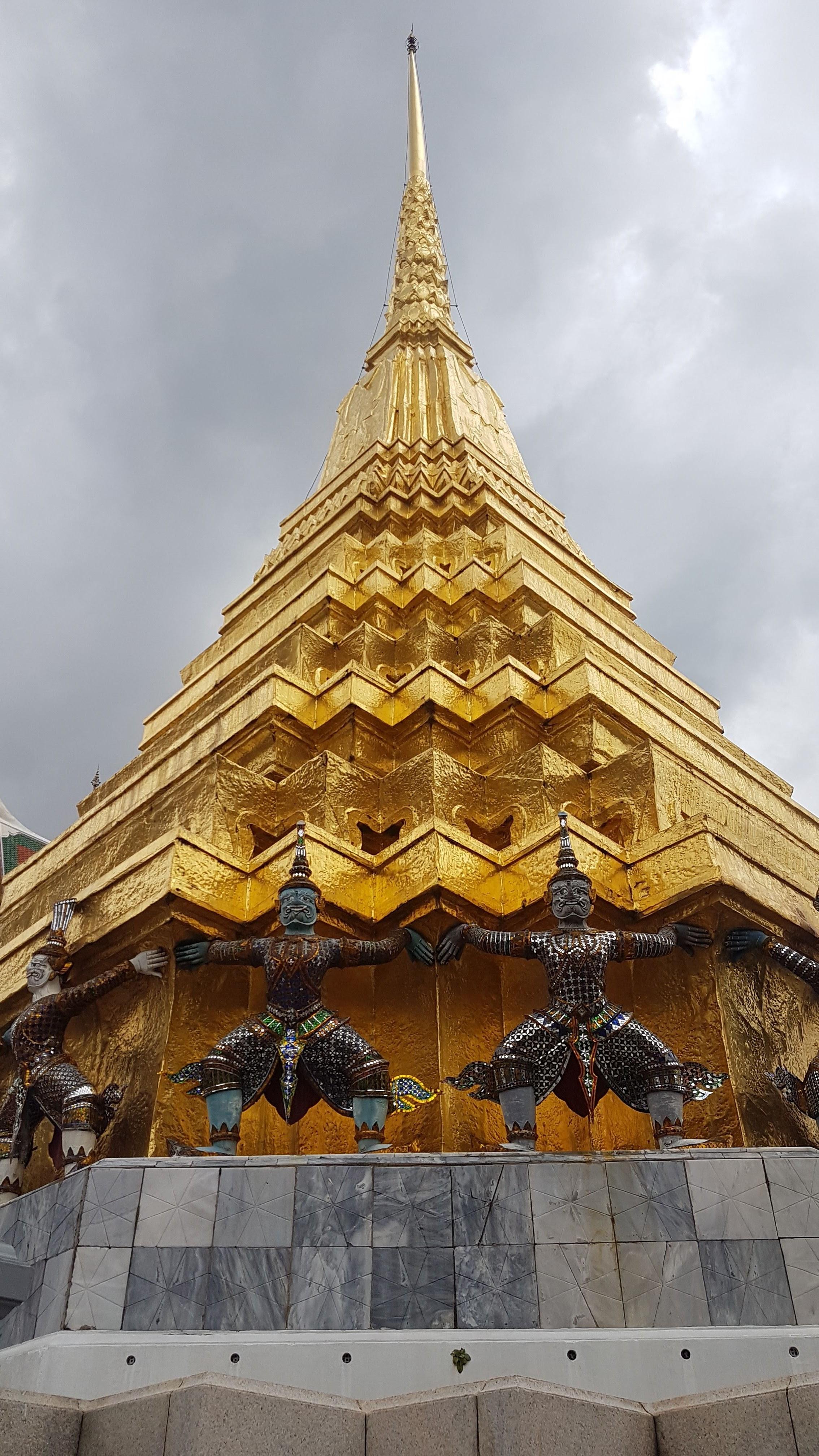 Wat Arun Temple Complex, Bangkok