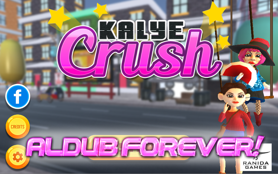 AlDub Game - Kalye Crush- screenshot