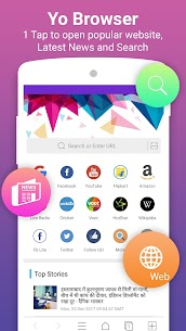 Yo Browser – Fast, Secure, Powerful  App Latest Version  Download For Android 1
