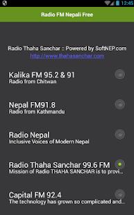 Rádio FM Nepálský zdarma - náhled