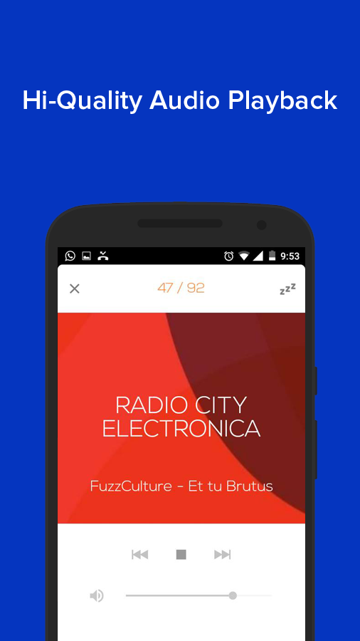 Barbados Radio & Music- screenshot