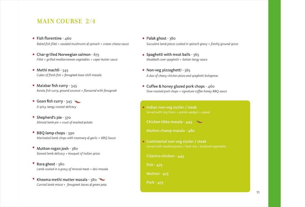 Mishmash menu 30