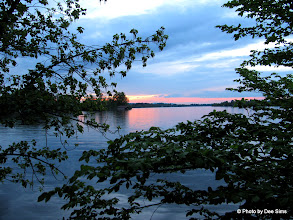 Photo: Day 42 - Sunset at Lake Staffelsee