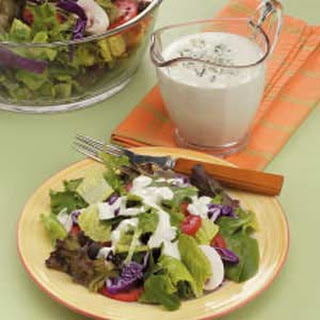 Chunky Blue Cheese Dressing.