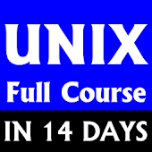 Learn Unix Full Course