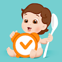 Baby feeding tracker - No ads icon