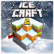 Ice Craft 2 : Winter Crafting and Building