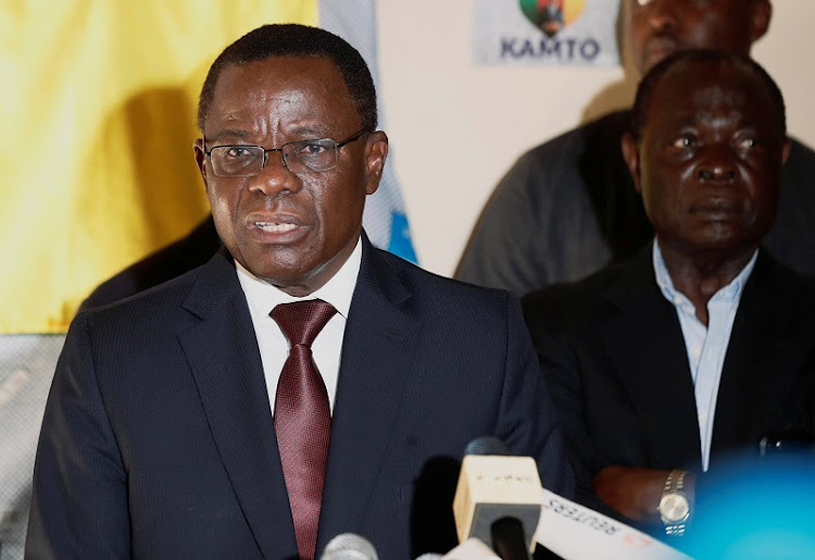 Maurice Kamto, a presidential candidate of the Renaissance Movement (MRC) was one of those charged on Wednesday.